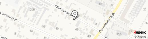 Валдай-турбо на карте Емельяново