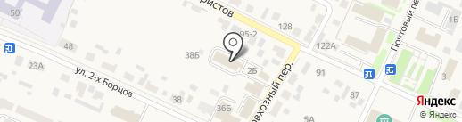 Комплексный центр социального обслуживания населения Емельяновского района, МБУ на карте Емельяново