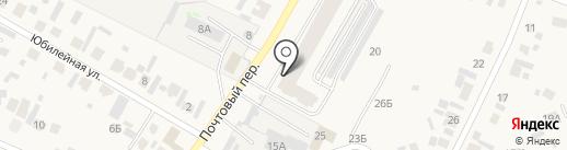 Успех на карте Емельяново