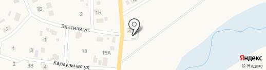 Алекс на карте Емельяново