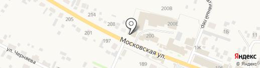 Домовой на карте Емельяново
