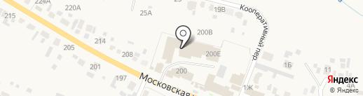 Подсобная лавка на карте Емельяново