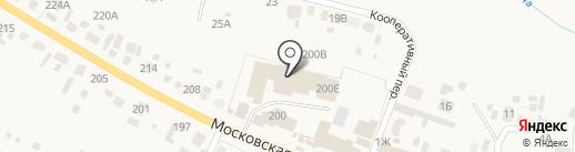 Полимер-холдинг на карте Емельяново
