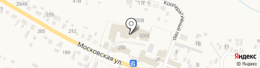 Дед модед на карте Емельяново