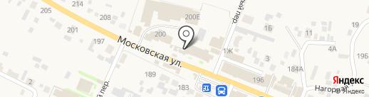 Книгомаркет на карте Емельяново