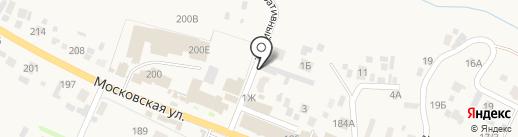 Уют на карте Емельяново