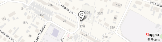 КАРТА на карте Емельяново