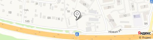 Реальто на карте Емельяново