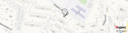 Центр по ремонту бытовой техники на карте Емельяново