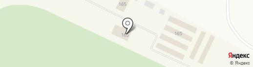 Ипподром на карте Емельяново
