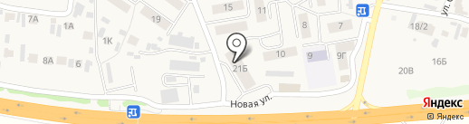 Протект-СД на карте Емельяново