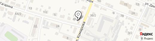 Аптека на карте Емельяново