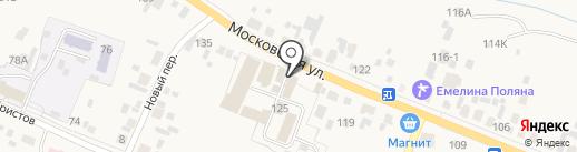 Грундфос на карте Емельяново