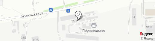 АртWOOD на карте Красноярска