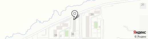 Первый на карте Красноярска