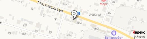 Кудесник на карте Емельяново