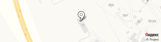 Фабрика идей на карте Дрокино