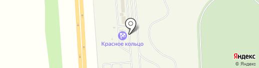 ВСЯ ЭВАКУАЦИЯ на карте Дрокино