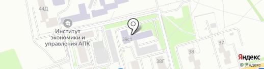 CHISTO на карте Красноярска