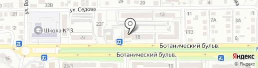 Гурме на карте Красноярска