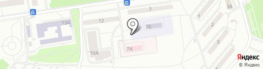 Фито-Синто на карте Красноярска