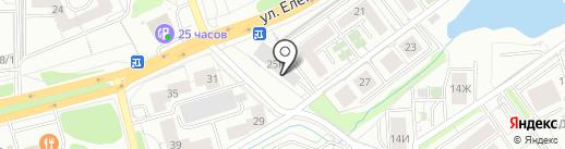 ЛОМБАРД КОШЕЛЁК на карте Красноярска