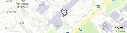 U-store на карте Красноярска