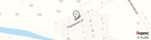МОНАМУР на карте Красноярского края