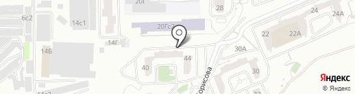 ХоббиМания на карте Красноярска
