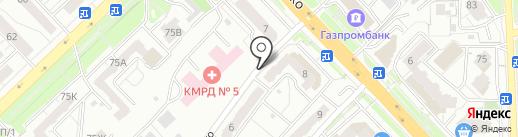 СТРАНА ВЕСЕЛЬЯ на карте Красноярска