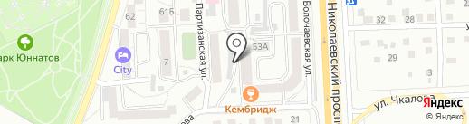 PHOTOBAR на карте Красноярска