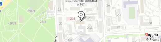 ЖАРА на карте Красноярска