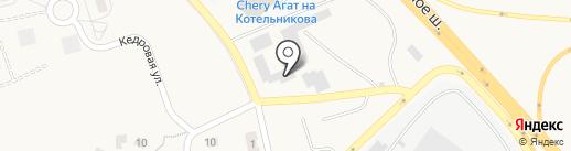 Банкомат, Сбербанк, ПАО на карте Солонцов