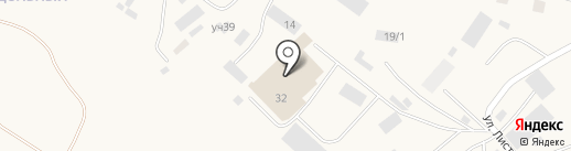 Пункт технического осмотра транспорта на карте Солонцов