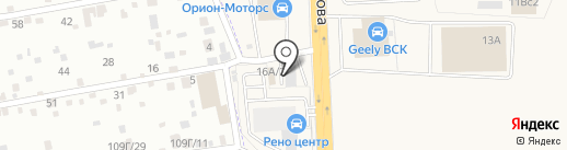Citypay на карте Солонцов
