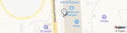 Удача плюс на карте Солонцов