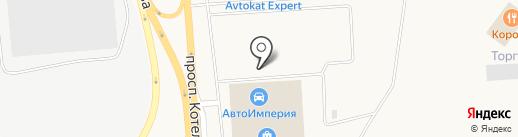 ГРУЗОШИНА.РУ на карте Солонцов
