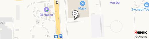 Пивная лавка на карте Солонцов