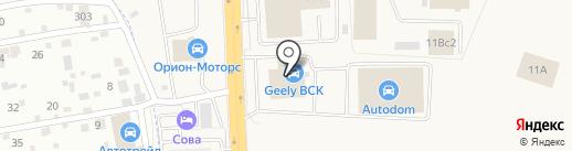 Вмятин.Net-Красноярск на карте Солонцов
