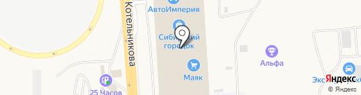 АкваСтиль на карте Солонцов