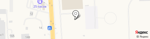 Heben Wood на карте Солонцов