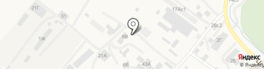 СТМ на карте Солонцов
