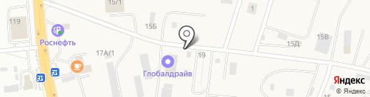 АвтоСпас на карте Солонцов