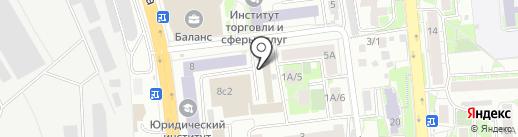 Красноярск Зерно на карте Красноярска