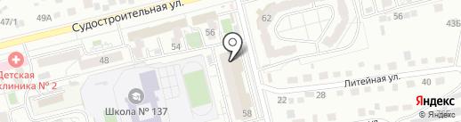 LLC LumiNext на карте Красноярска