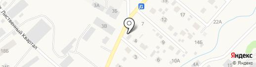 Нанжуль Моторс на карте Солонцов
