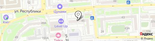 ESSAY Studio на карте Красноярска