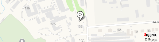 ЭвакуаторПрофи на карте Солонцов
