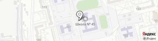 МТ-Спорт на карте Красноярска