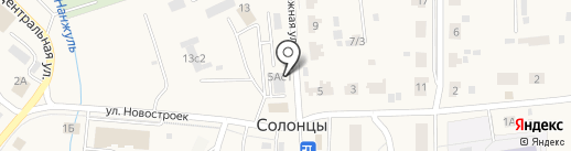Для вас на карте Солонцов